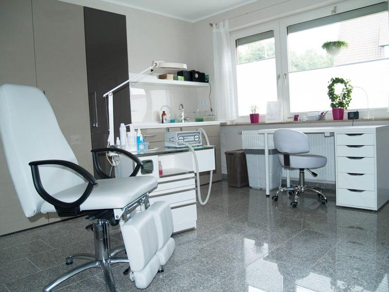Fußpflegeraum 2 Regina Engel Fußpflege und Massage Bramsche